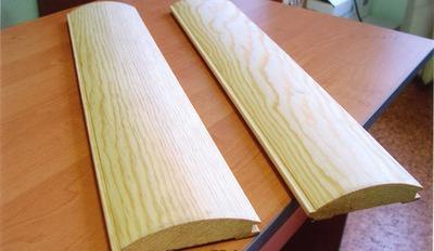 Длина вагонки деревянной