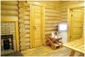 Обшивка помещения вагонкой блок-хаус