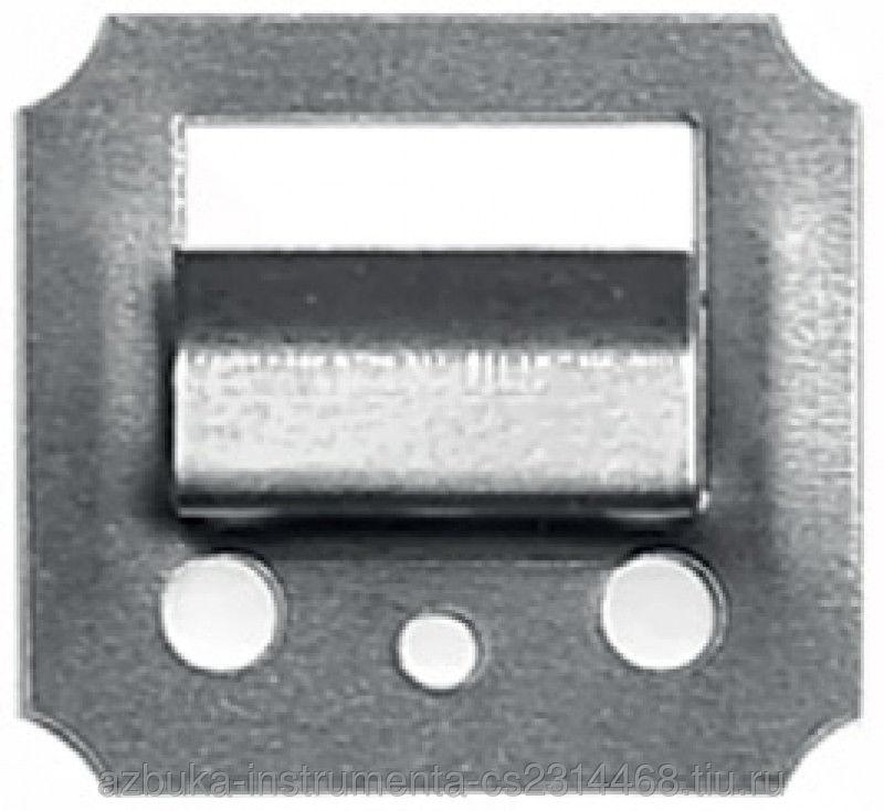 Кляймер, используемый при монтаже панелей вагонки