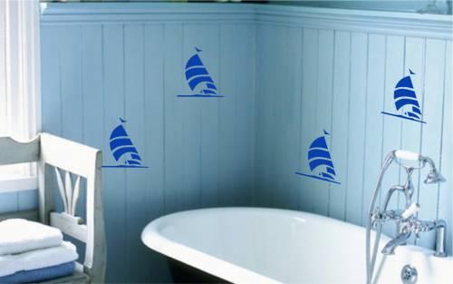 Пластиковая вагонка хорошо подходит для влажных помещений, например, в ванную комнату, санузел или кухню, где её можно и помыть и почистить