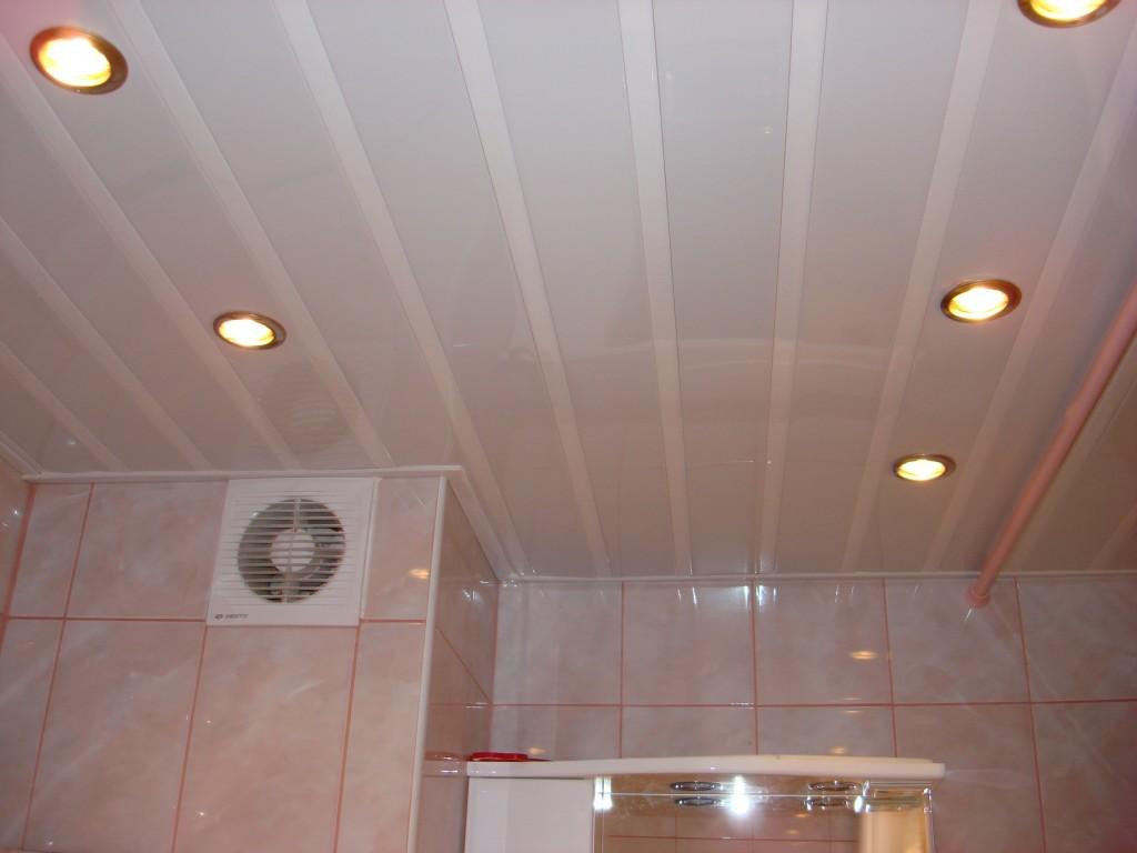 В помещениях с повышенной влажностью, например, в ванной комнате, перед монтажом пластиковой вагонки, необходимо обработать поверхность защитным составом от появления плесени и грибка