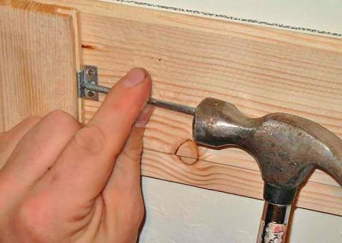 Вагонка деревянная монтаж, этапы.