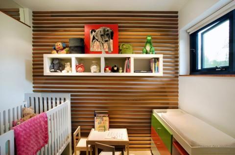 Декоративное оформление детской комнаты.