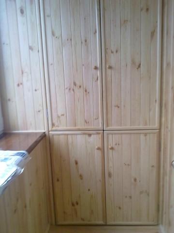 Шкаф для балкона.