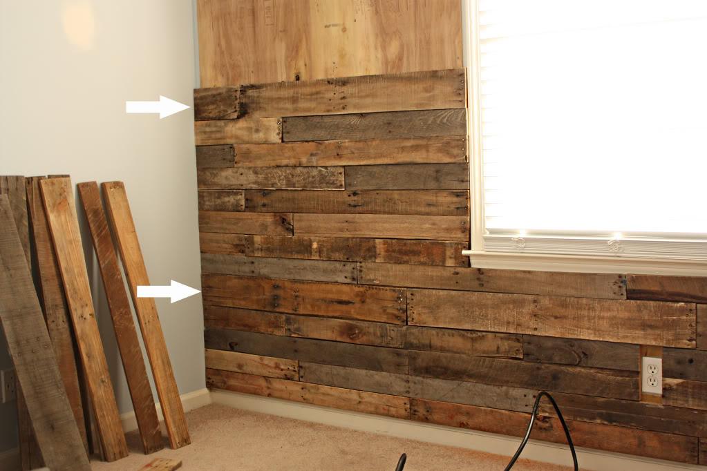 Отделка стен деревом в квартире своими руками 3