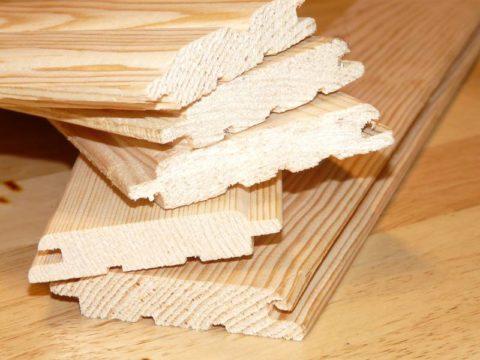 Евровагонка хвоя – недорогой и практичный строительный материал