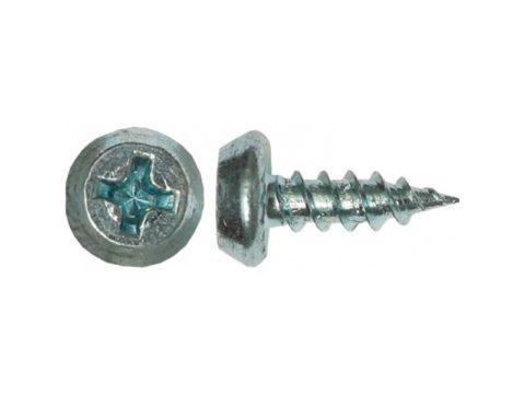 Саморезы «клопы» имеют очень удобную головку при длине всего лишь в 9 мм