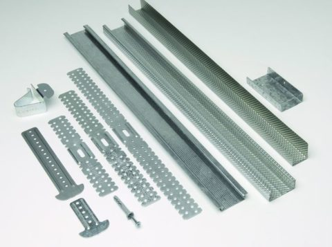 Материалы для сборки металлического каркаса