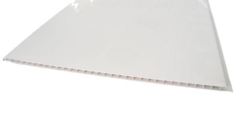ПВХ панель белая – изначально они все такие
