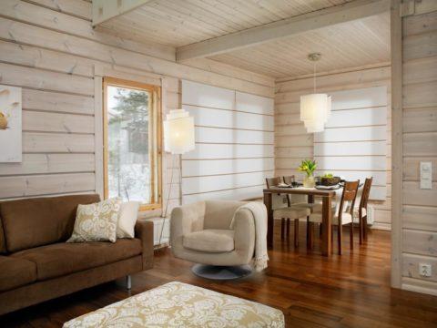 Скандинавская простота и чистота