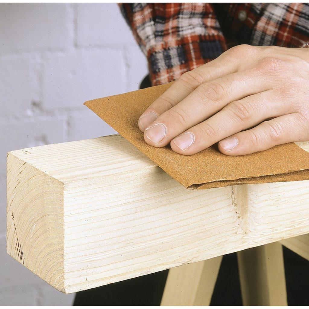 Шлифование древесины