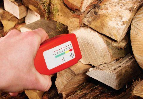 Влажность древесины можно при желании измерить самому