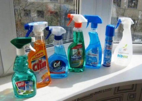 Пластик не боится воздействия воды и бытовой химии