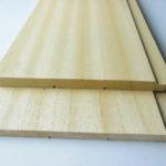 Самой низкой теплопроводностью обладает древесина абаши